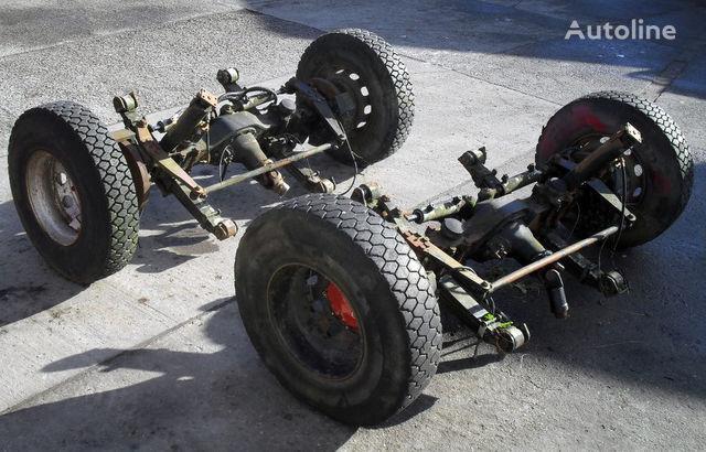 Kessler Lenktriebsachsen  51.2411.3B axle for mobile crane