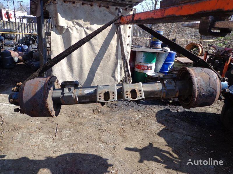 BPW axle for semi-trailer