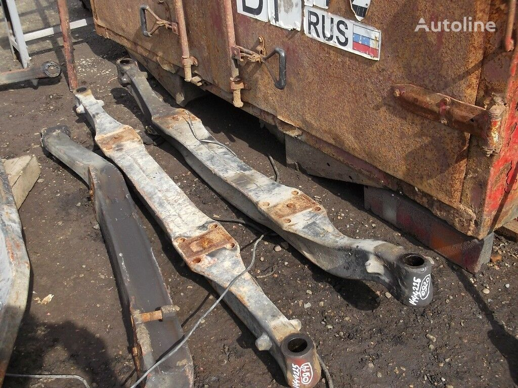Balka perednego mosta Scania axle for truck