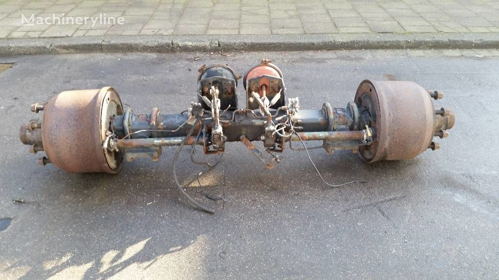 axle for BPW TRAILER AXLES skid steer