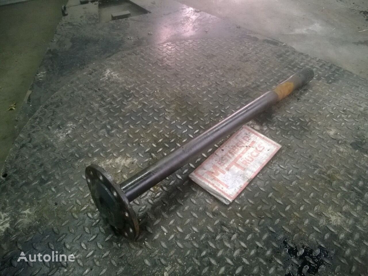 axle for DAF Steekas 75CF truck