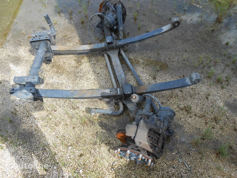 IVECO STRALIS 13D05 PART No. 7186419 KNORR BREMSE SN7042 SN 7052 IVECO 41285006 axle for IVECO truck