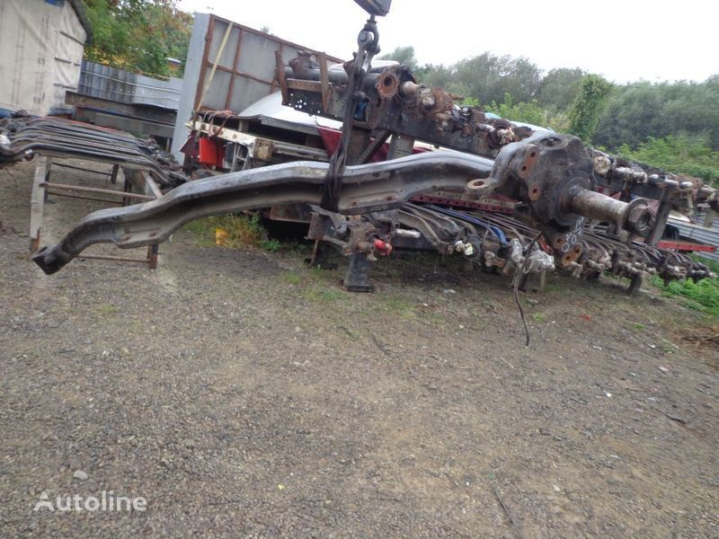Balka axle for MERCEDES-BENZ Actros, Axor tractor unit