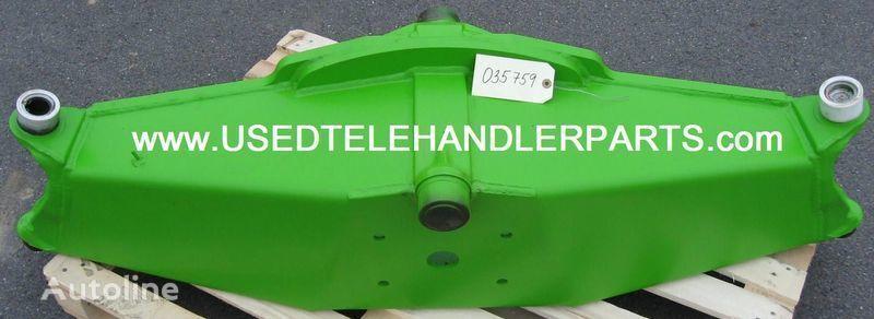 rám nápravy zadní č. 035759 axle for MERLO wheel loader