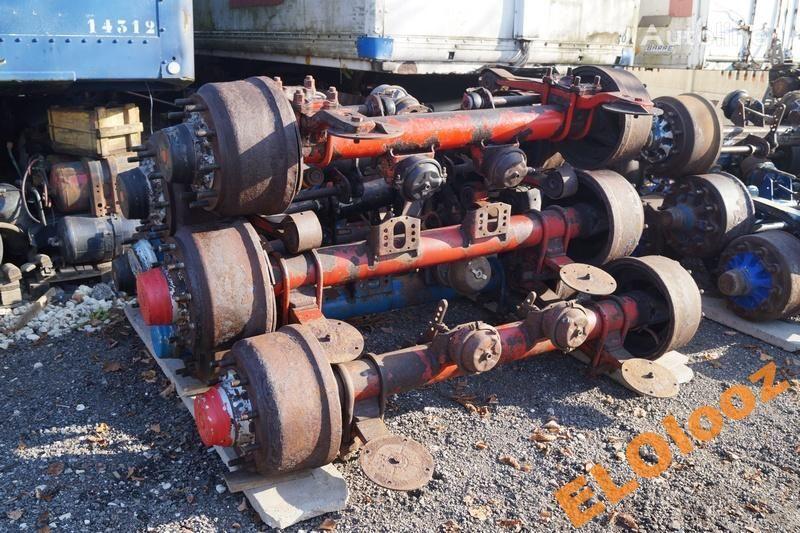 SAF axle for OŚ OSIE SAF BĘBEN 22.5 truck