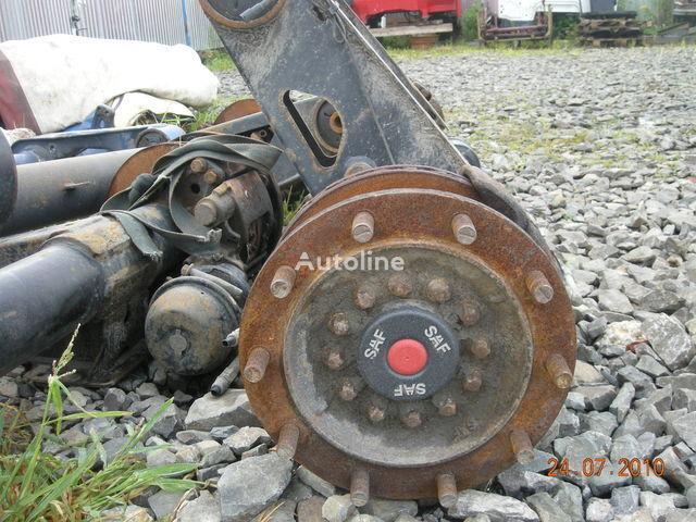 SAF SKRB 9019 WI,, SKRB 9022 KI axle for SAF semi-trailer