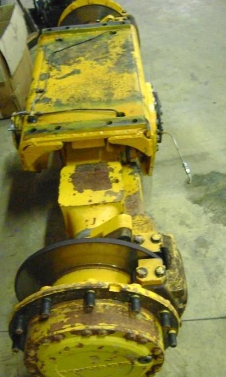 axle for VOLVO 4400 wheel loader