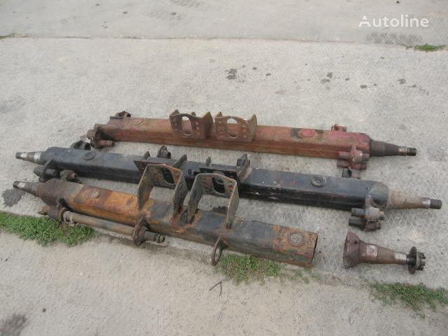 axle for Lyubaya semi-trailer