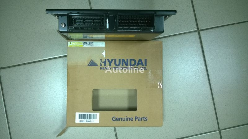 new Hyundai 21N4-33101 CPU CONTROLLER board computer for HYUNDAI  R140LC-7 excavator