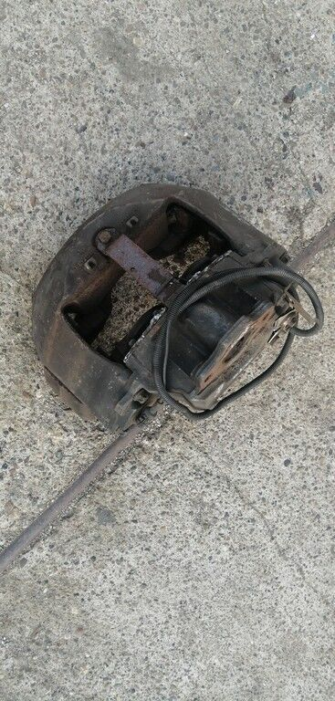 tormoznoy Renault brake caliper for truck