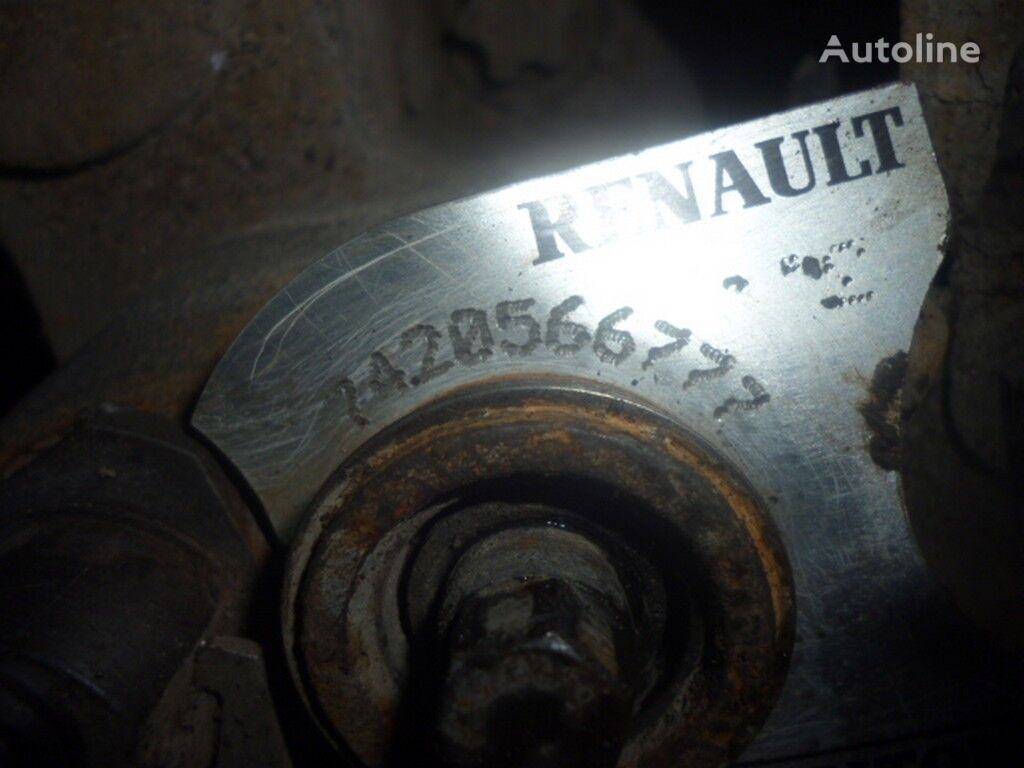 tormoznoy levyy Renault brake caliper for truck