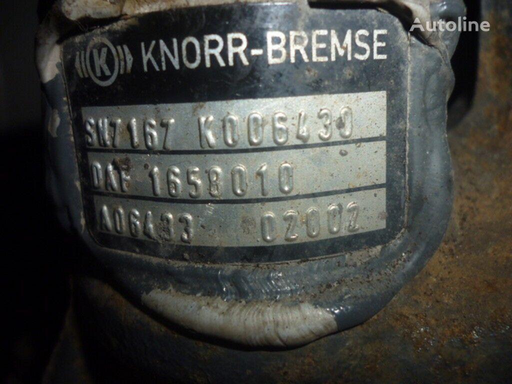 tormoznoy peredniy pravyy DAF brake caliper for truck