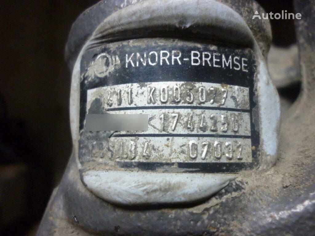tormoznoy pravyy Scania (peredniy, zadniy) brake caliper for truck