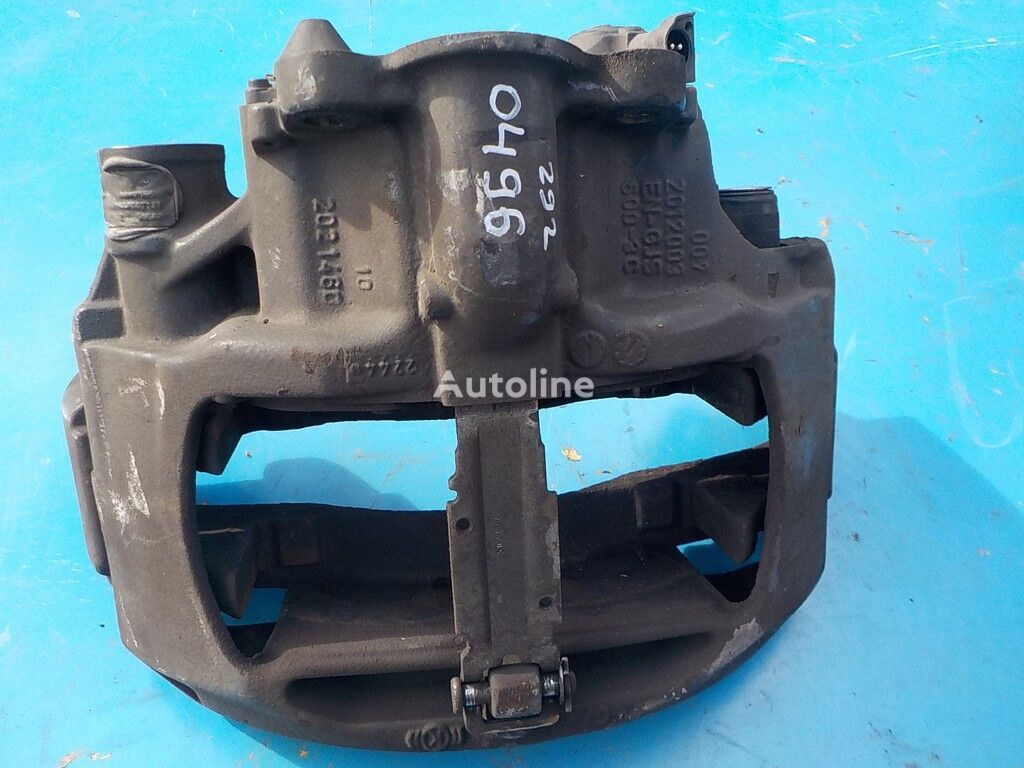tormoznoy levyy Mercedes Benz brake caliper for truck