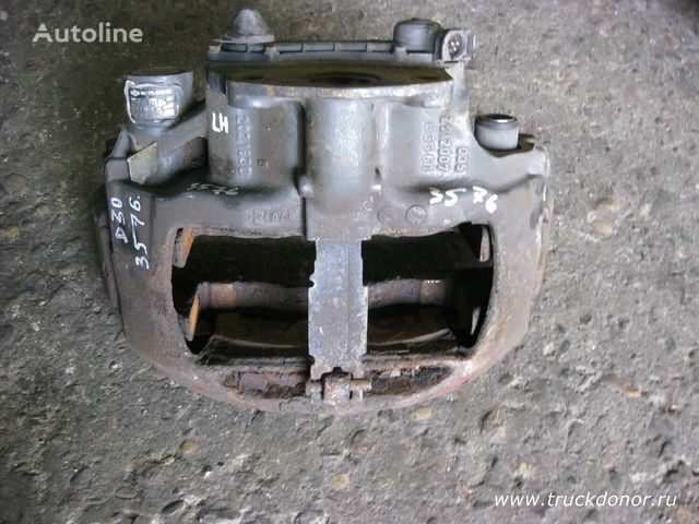 Support tormoznoy v sbore DAF XF LH brake caliper for DAF truck