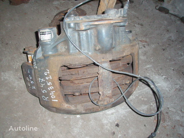 brake caliper for DAF XF 95 tractor unit