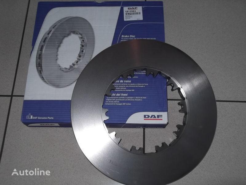 new do DAF brake disk for DAF truck