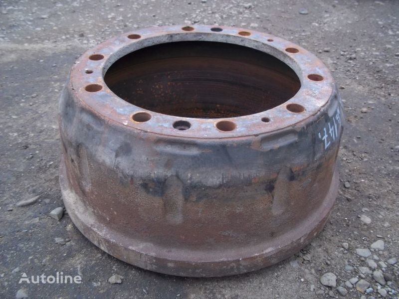 brake drum for MAN F2000 tractor unit