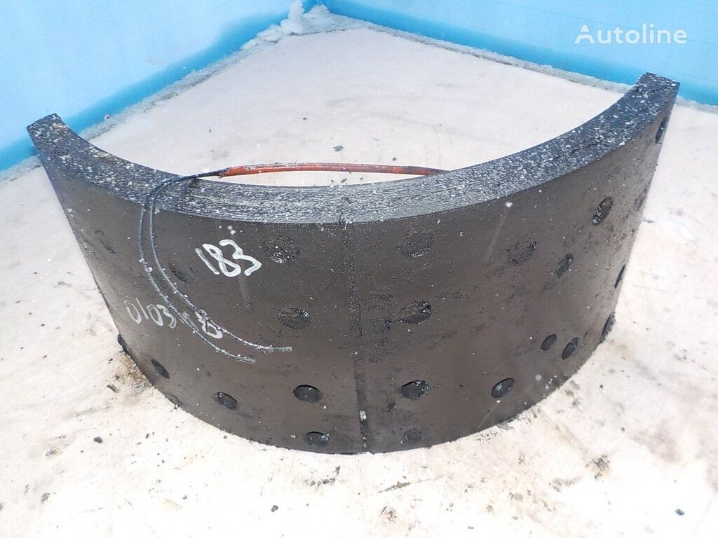 perednie brake pads for IVECO truck