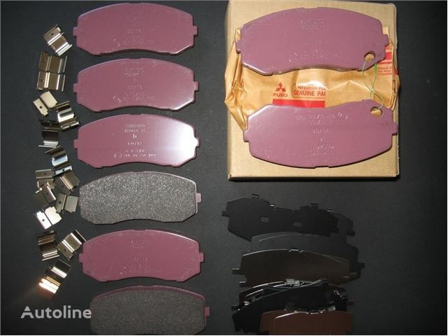 new - ORIGINAL BRAKE PADS - klocki brake pads for MITSUBISHI FUSO truck