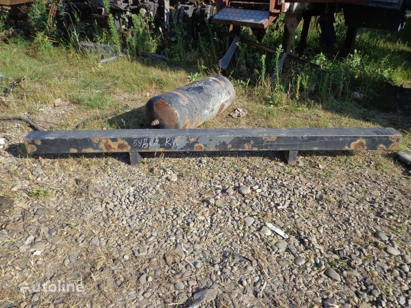 Bamper bumper for trailer
