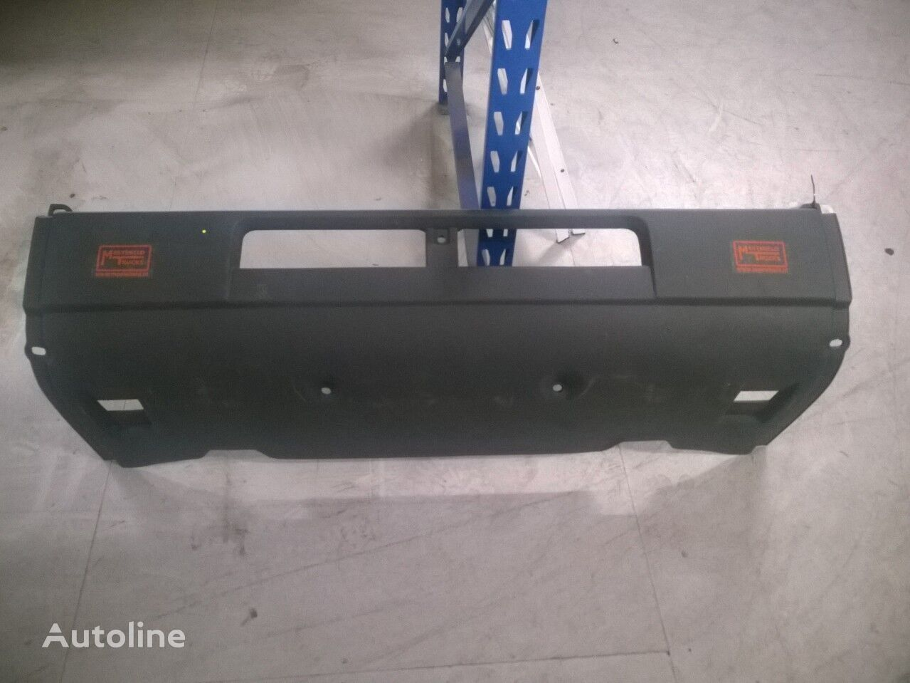new Bumperdeel midden bumper for SCANIA Bumperdeel midden truck
