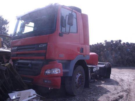 - interer salona kabiny cab for DAF CF - 65/75/85 (2004 god.) truck