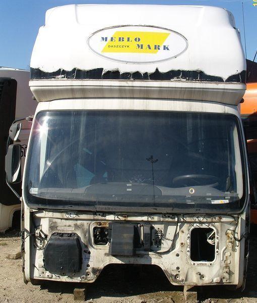 DAF KOMPLETNA Z GLOBEM (KURNIK) cab for DAF LF 45 tractor unit