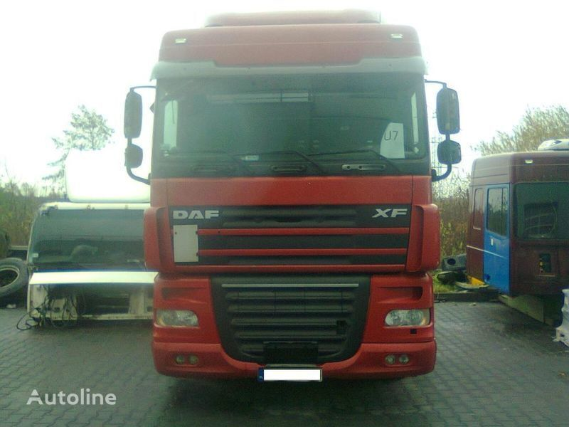 cab for DAF XF105 truck