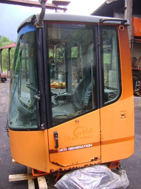 cab for FIAT-HITACHI W 230 wheel loader