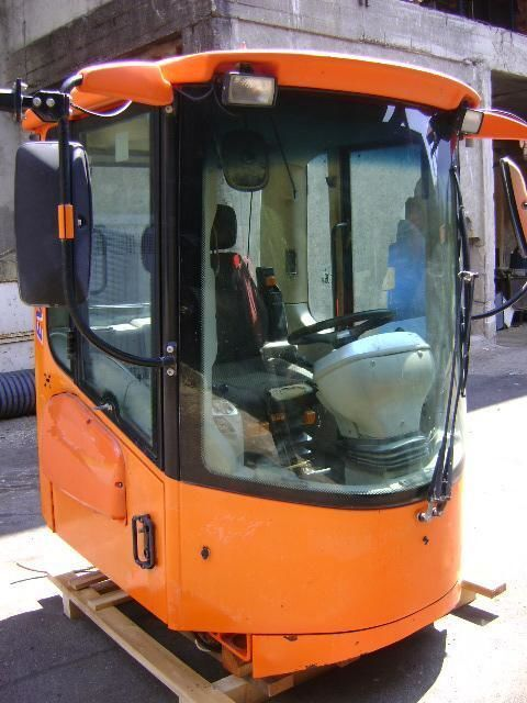 cab for FIAT Hitachi Serie W evolution excavator