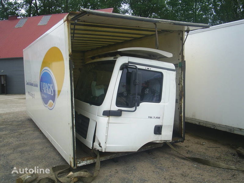 cab for MAN TGL 7.150 truck