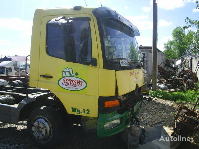 cab for MERCEDES-BENZ ATEGO 817 truck