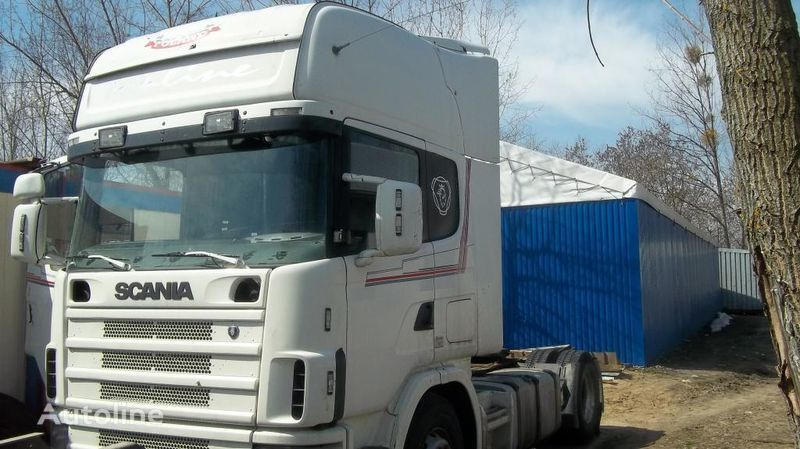 cab for SCANIA 144 truck