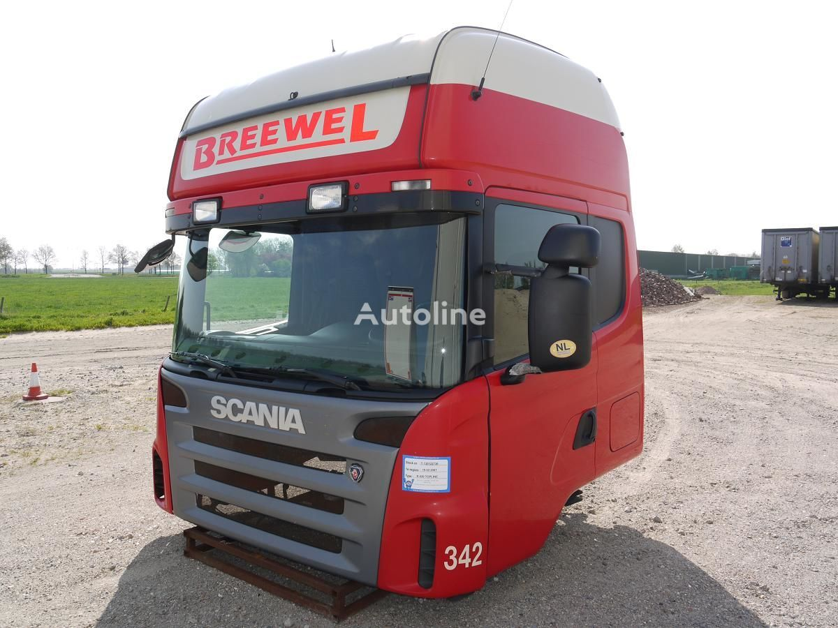 cab for SCANIA SC-R CR-19 TOPLINE tractor unit