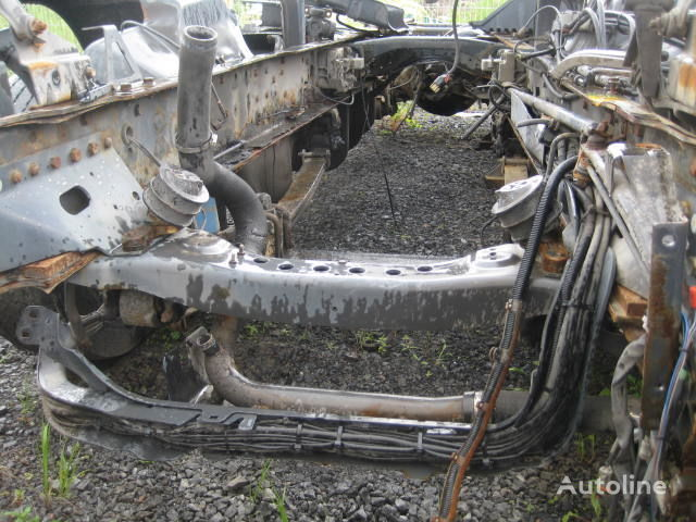 Scania R420 frame and drive axle R780 chassis for tractor unit