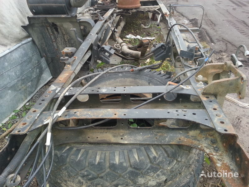 chassis for HYUNDAI HD120 truck
