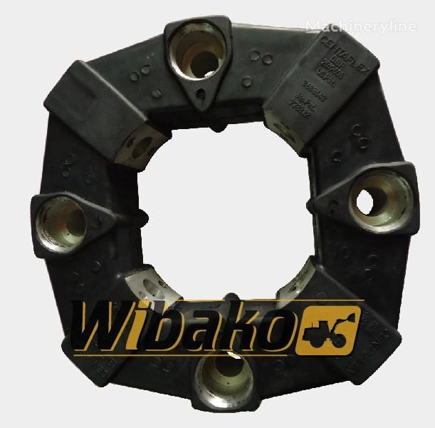 Coupling 140A clutch plate for 140A excavator