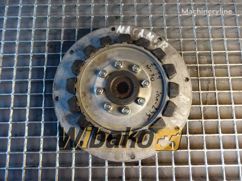 Coupling Lato Volano 14/30/235 clutch plate for 14/30/235 other construction equipment