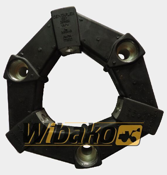 Coupling 90AS clutch plate for 90AS other construction equipment