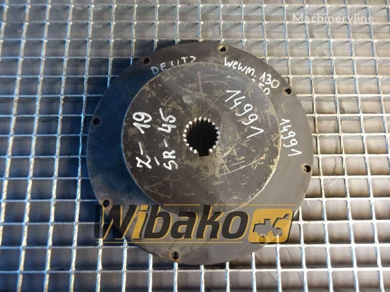 Coupling O&K 19/45/350 clutch plate for O&K 19/45/350 excavator