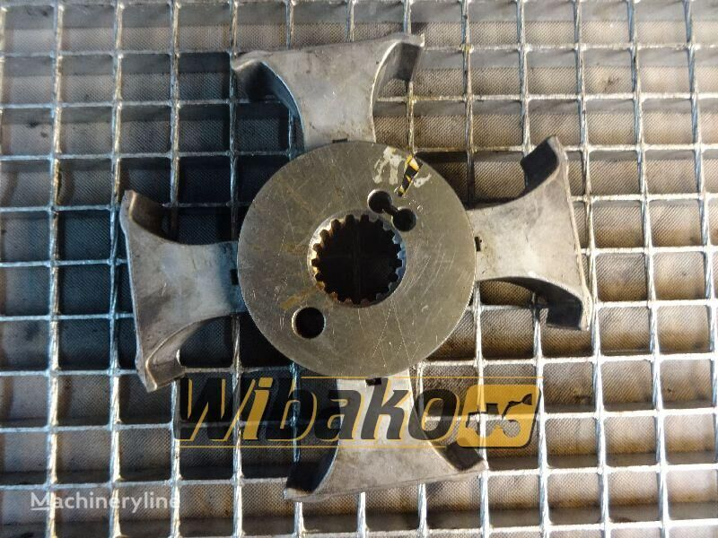Coupling Centaflex 140H clutch for 140H (17/45/125) excavator