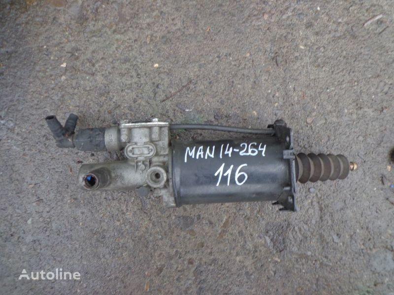 PGU clutch for MAN 14 truck