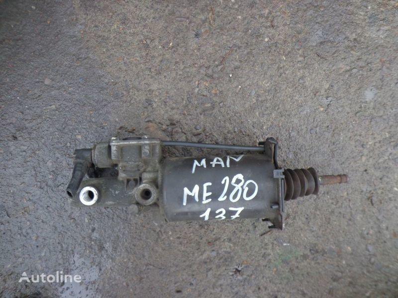 PGU clutch for MAN ME truck