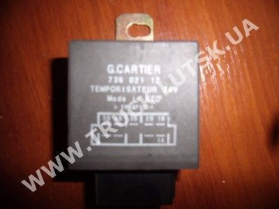 Cartier G.Cartie control unit for tractor unit