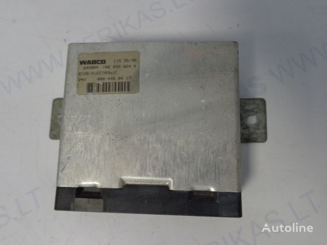 WABCO ECAS-ELECTRONIC control unit for tractor unit