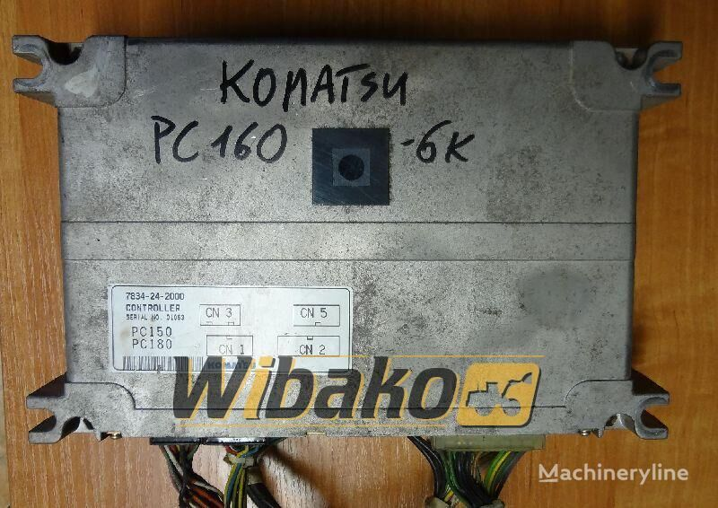 Computer Komatsu 7834-24-2000 control unit for 7834-24-2000 other construction equipment