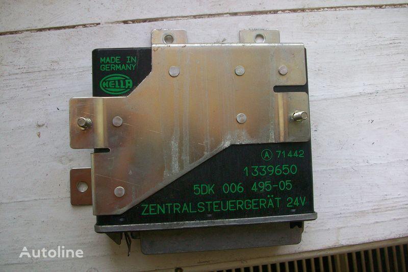 Centralnyy blok upravleniya elektronikoy 5DK 006 495-05 control unit for DAF tractor unit
