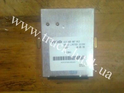 VDO 412409007012 control unit for DAF truck