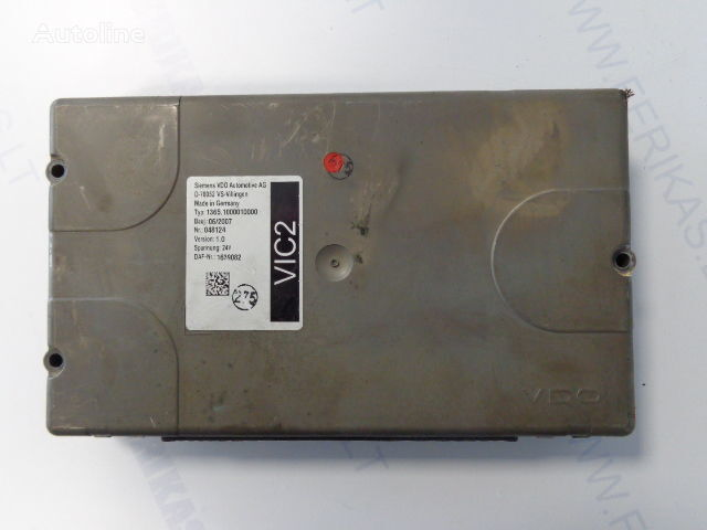 VIC2,VIC 1364166 , 1639082 control unit for DAF tractor unit